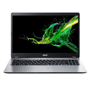 Notebook Acer Aspire 3 Intel Core i5-10210U, 8GB, SSD 256GB, Windows 10 Home, 15.6´, Prata - A315-54-55WY