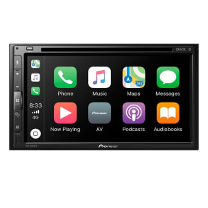 "DVD Player Automotivo Pioneer AVH-Z5280TV 2 DIN Tela Touch 6,8"" USB Bluetooth TV Digital"