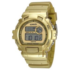 Relógio Digital Speedo 65083L0EV - Dourado