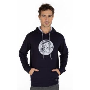 Blusão O'neill Masculino com Capuz Canguru Fec 6591A