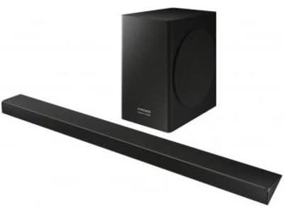 Soundbar Samsung com Subwoofer 360W 5.1 Canais - HW-Q60R/ZD - Magazine Ofertaesperta