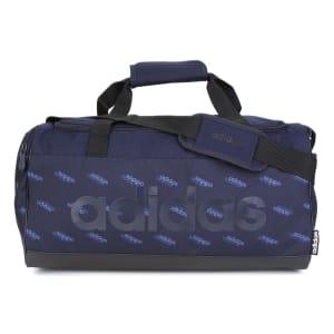 Bolsa Adidas Linear Duffle SG - Marinho