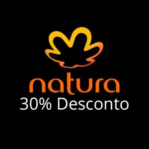 Cupom SUPERSALE30 de 30% de desconto em produtos selecionados na Natura!