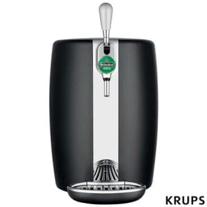 Chopeira Beertender Krups Heineken com Capacidade de 5 Litros Preto - B101_CHOP - ARB101CHOPPTO