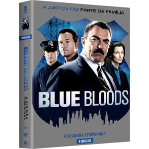 Box DVD - Blue Bloods - 2ª Temporada (6 Discos)