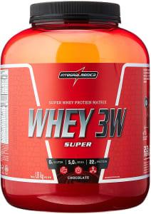 Super Whey 3W Chocolate Integralmedica 1800g
