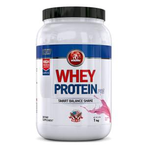 Whey Protein Pré Midway 1kg - Morango