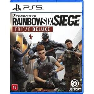 Jogo Tom Clancy's Rainbow Six Siege Edição Deluxe - PS5