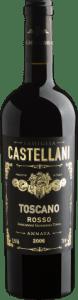 Famiglia Castellani Toscano Rosso 2006 - 750ml