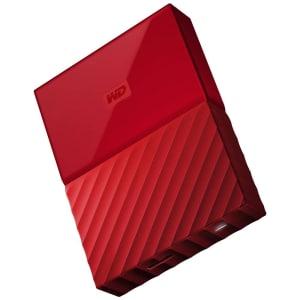 Oferta ➤ HD Externo Portátil WD My Passport USB 3.0 3TB Vermelho – WDBYFT0030BRD   . Veja essa promoção