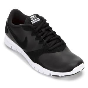 Tênis Nike Flex Essential Tr Lt Feminino - Preto e Branco
