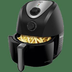 Fritadeira Philco Air Fry Saúde Inox PH 3 Litros