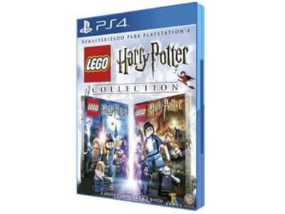 Lego Harry Potter Collection para PS4 - Warner - Magazine Ofertaesperta