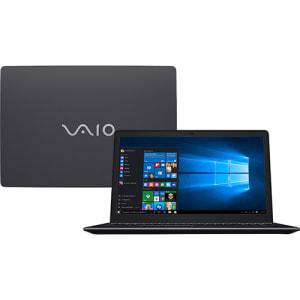 Notebook Fit 15S B0311B Intel Core I7 8GB 1TB HD 15,6'' W10 Chumbo - VAIO