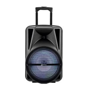 Caixa Amplificada Lenoxx CA340 280W RMS Bluetooth, USB, Cartão SD com Rádio FM