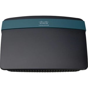 Roteador Gigabit Wireless 300 + 300Mbps Dual-Band Cloud EA2700-BR - Linksys