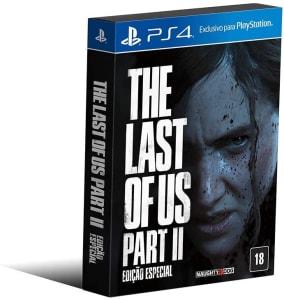 The Last of Us Part II - Edição Especial - PlayStation 4