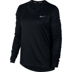 Camiseta Manga Longa Nike Dri-Fit Miler Feminina