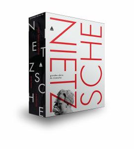 Box de Livros Grandes Obras de Nietzsche (Capa Dura) - Friedrich Nietzsche