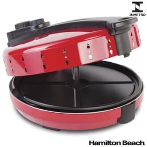 Forno Elétrico para Pizza Hamilton Beach com Recipiente Giratório- 31700-BZ - H331700BZVMP