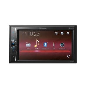 """Central Multimídia Pionner MVH-G218BT Tela Touch Screen 6.2"""" USB, Bluetooth, Entrada para Câmera de Ré"""