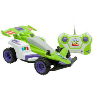 Carro Controle Remoto 3 Funtoy Story Space Ranger - Candide