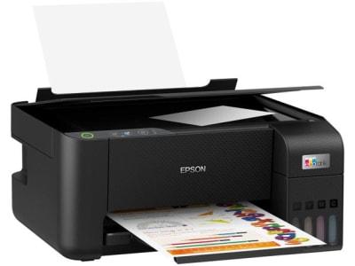 Impressora Multifuncional Epson Ecotank L3210 - Tanque de Tinta Colorida USB - Magazine Ofertaesperta