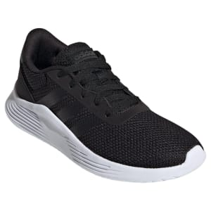 Tênis Adidas Lite Racer 2.0 Feminino - Preto e Branco
