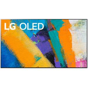 "Smart TV LG 65"" OLED65GX 4K OLED BT Inteligência Artificial ThinQ AI Hands Free Google Alexa Preta"