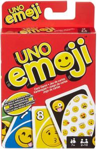 Mattel Games UNO Cartas Emojis