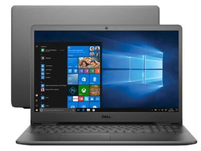 """Confira ➤ Notebook Dell Inspiron 3000 3501-A46p – Intel Core i5 8GB 256GB SSD 15,6"""" Windows 10 – Magazine ❤️ Preço em Promoção ou Cupom Promocional de Desconto da Oferta Pode Expirar No Site Oficial ⭐ Comprar Barato é Aqui!"""