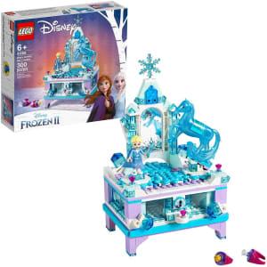Confira ➤ Lego DISNEY PRINCESS A Criação de Guarda-Joias da Elsa 41168 ❤️ Preço em Promoção ou Cupom Promocional de Desconto da Oferta Pode Expirar No Site Oficial ⭐ Comprar Barato é Aqui!