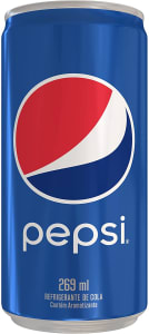 Refrigerante Pepsi, Lata, 269Ml