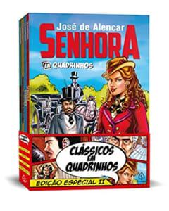 Clássicos Em Quadrinhos II Capa Comum – Conjunto De Caixa, 30 Maio 2020