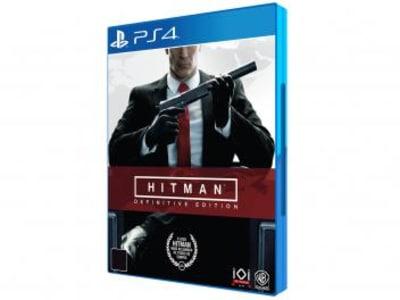 Oferta ➤ Hitman: Definitive Edition para PS4 – Warner Games – Magazine   . Veja essa promoção