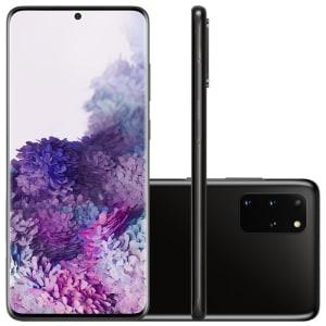 Confira ➤ Smartphone Samsung Galaxy S20 Plus 128GB Dual Chip 8GB RAM 4G Tela Infinita de 6.7 Cosmic Black ❤️ Preço em Promoção ou Cupom Promocional de Desconto da Oferta Pode Expirar No Site Oficial ⭐ Comprar Barato é Aqui!