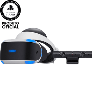 Playstation VR + Game Worlds - Sony