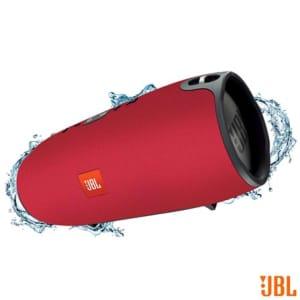Caixa de Som Bluetooth JBL com Potência de 40W para Android e iOS Vermelho - JBLXTREMEREDBR - JBLXTREME1VRM_PRD
