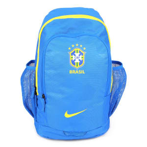 Mochila Seleção Brasil CBF Nike Stadium - Azul