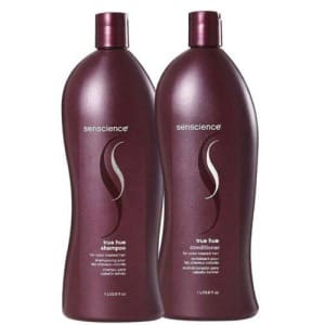 Senscience True Hue Kit Duo Shampoo + Condicionador 1 Litro
