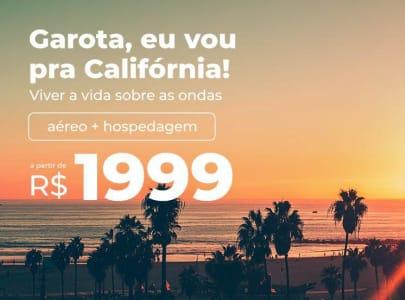 Pacotes de Viagens para a Califónia 2021 - Hotel + Hospedagem!