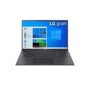 "Notebook LG Gram i7-1165G7 16GB SSD 256GB Intel Iris Xe Graphics Tela 16"" FHD W10 - 16Z90P-G.BH71P1"