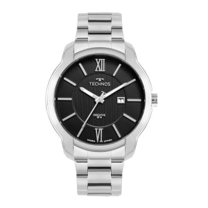 Relógio Technos Classic Masculino Dourado Analógico 2115MWY/1D