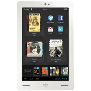 TABLET KOBO ARC 7HD BRANCO 16GB