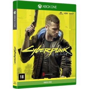 Pré-Venda - Jogo Cyberpunk 2077 - Xbox One