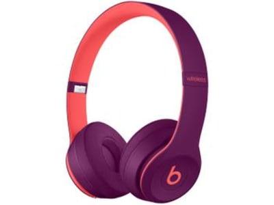 Beats Solo3 Wireless On-Ear Headphones - Pop Collection Magenta