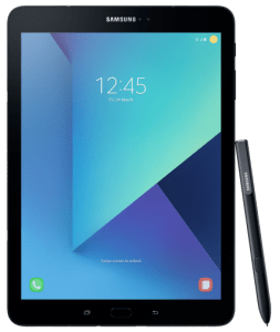 Tablet Samsung Galaxy Tab S3 9.7 Preto 4G Android 7.0 32Gb Câm 13Mp Quad Core 2.15Ghz (Cód: 9569891)