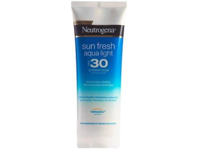 Protetor Solar Corporal Neutrogena FPS 30 - Sun Fresh Aqua Light 200ml - Magazine Ofertaesperta