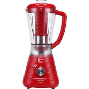 Liquidificador Power Blend Vermelho Fun Kitchen   127V