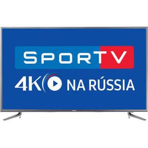 Oferta ➤ Smart TV LED 49 Samsung 49MU6120 Ultra HD 4k com Conversor Digital 3 HDMI 2 USB Wi-Fi HDR Premium Smart Tizen   . Veja essa promoção